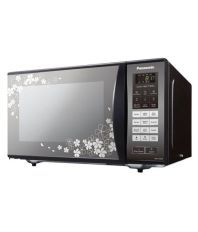 Panasonic 20 to 26 Litres LTR NN-CT364BFDG Convection Microwave Black