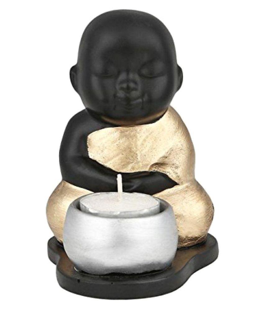 Kamakshi Buddha Polyresin Idol