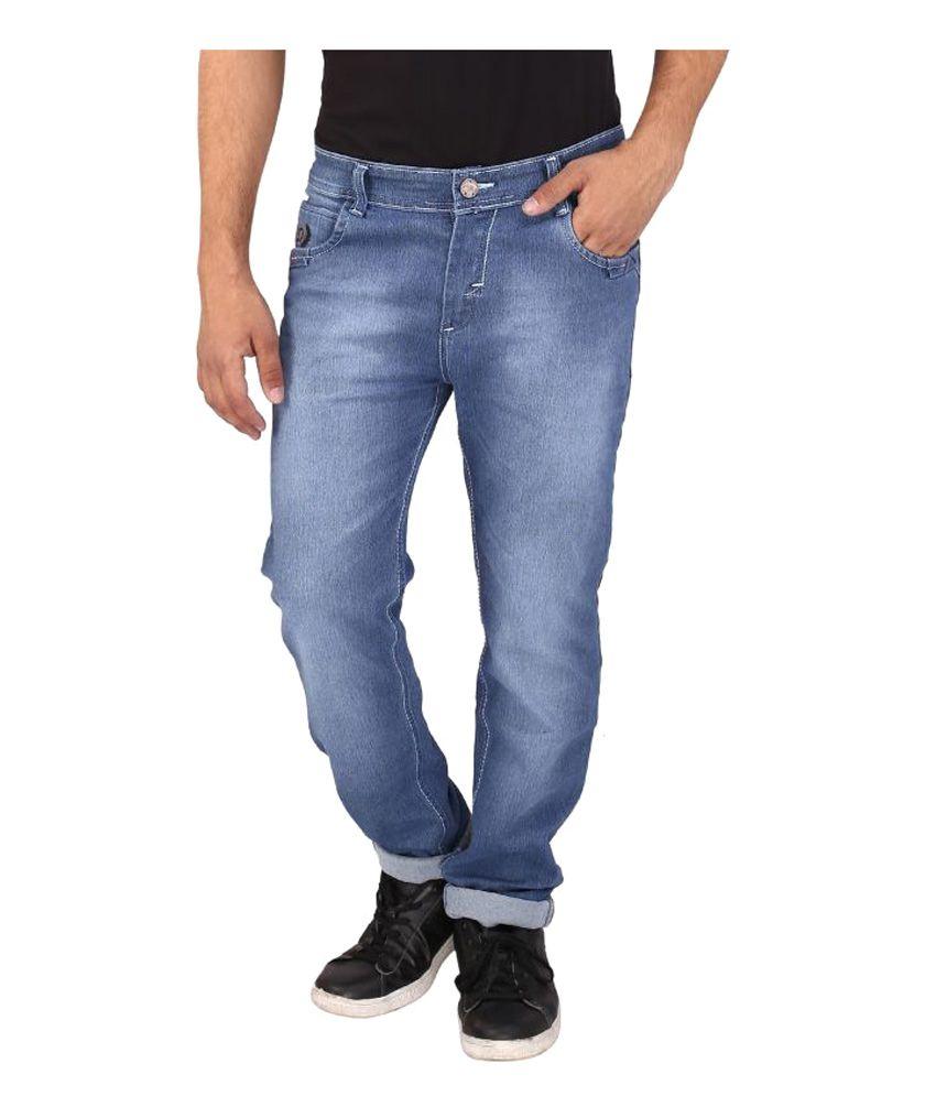 WineGlass Blue Regular Fit Overalls