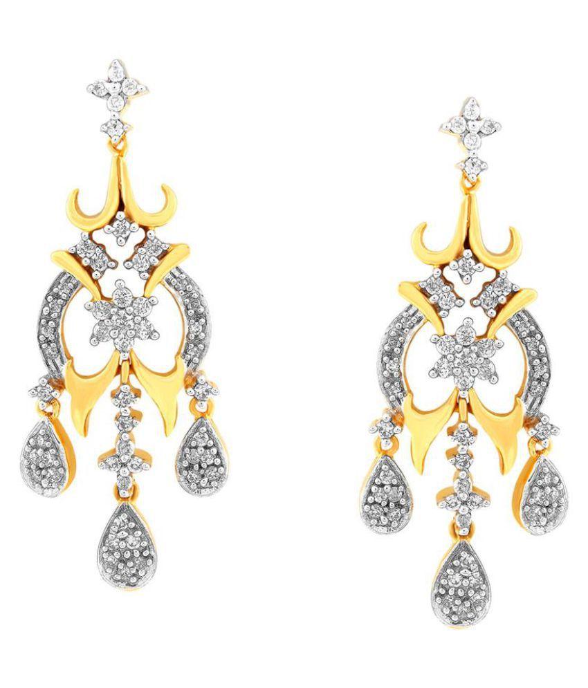 Nakshatra 95.5 Lumineux Diamond Chandeliers