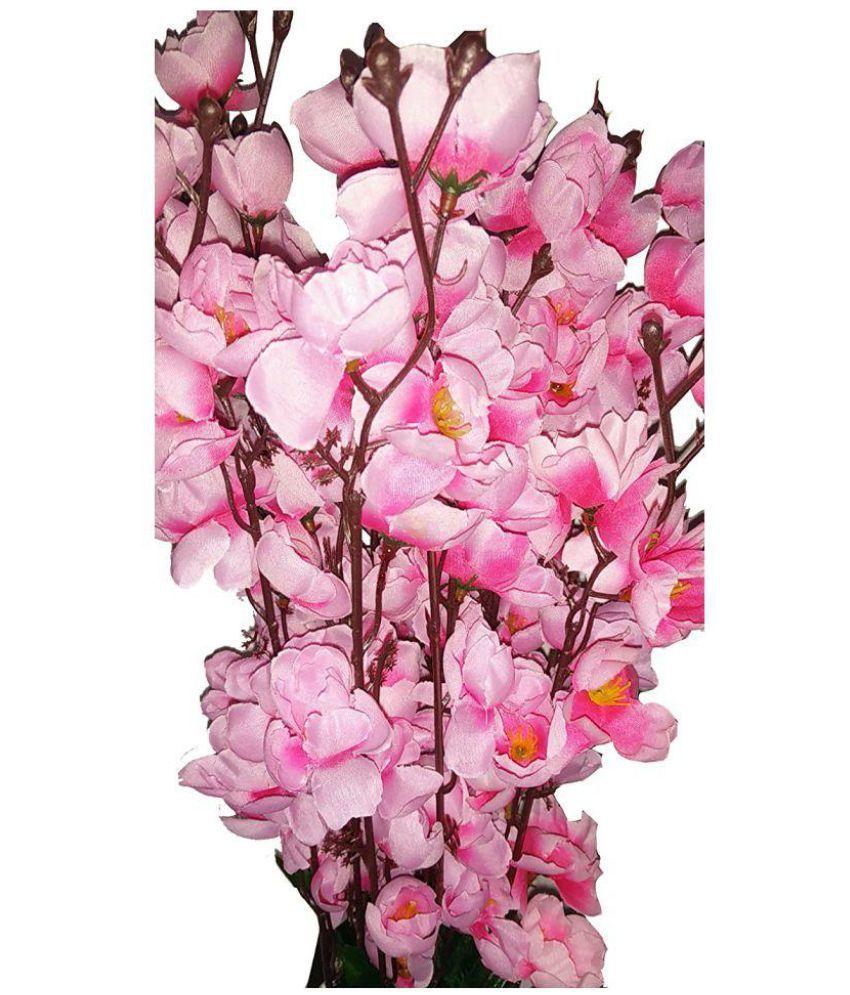 Kaykon Orchids Pink Artificial Flowers Bunch Pack Of 1 Buy Kaykon