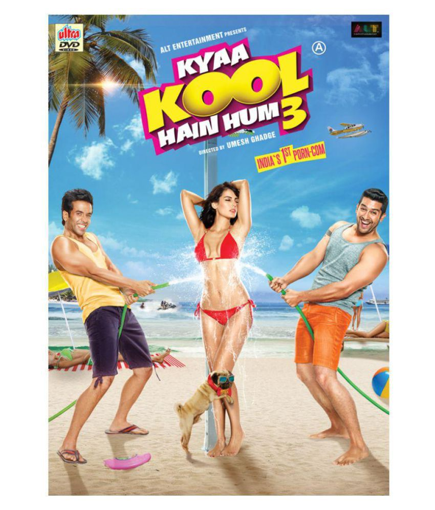 KYAA KOOL HAIN HUM 3 ( DVD )- Hindi