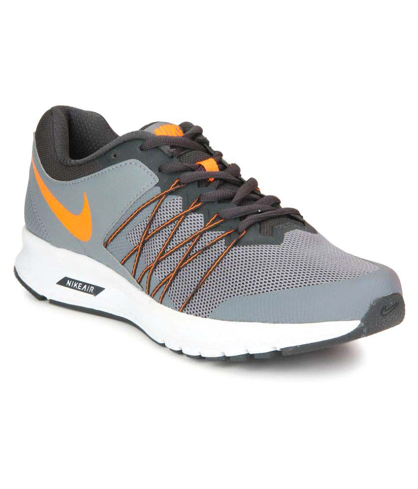 nike air relentless 6 msl gray running shoes buy nike