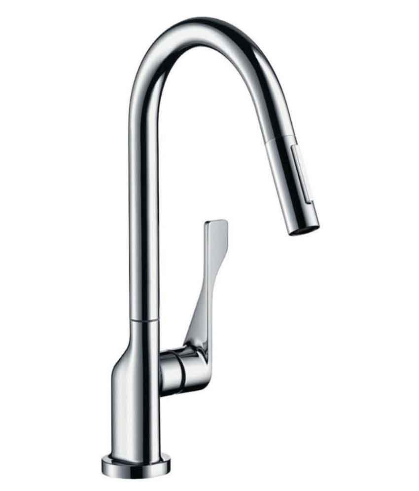 Buy Hansgrohe Axor Citterio Brass Kitchen Water Mixers 39835000 ...