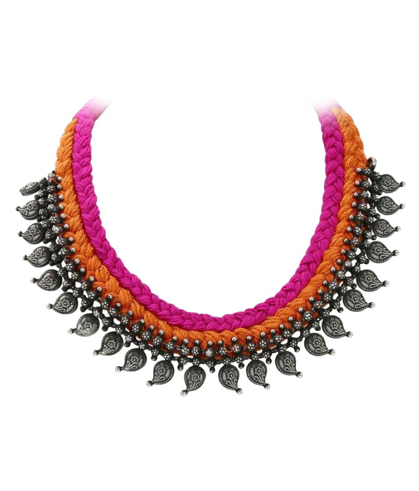 CS Jewellers 92.5 Silver Necklace
