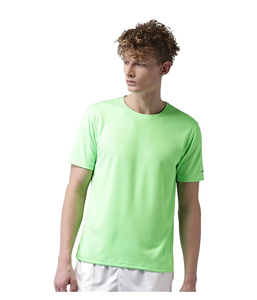 2GO Green Polyester T Shirt