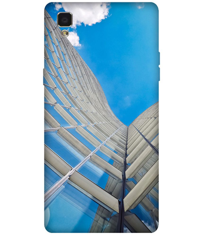 new style bb427 d7729 Oppo F1 3D Back Covers By Cell Planet