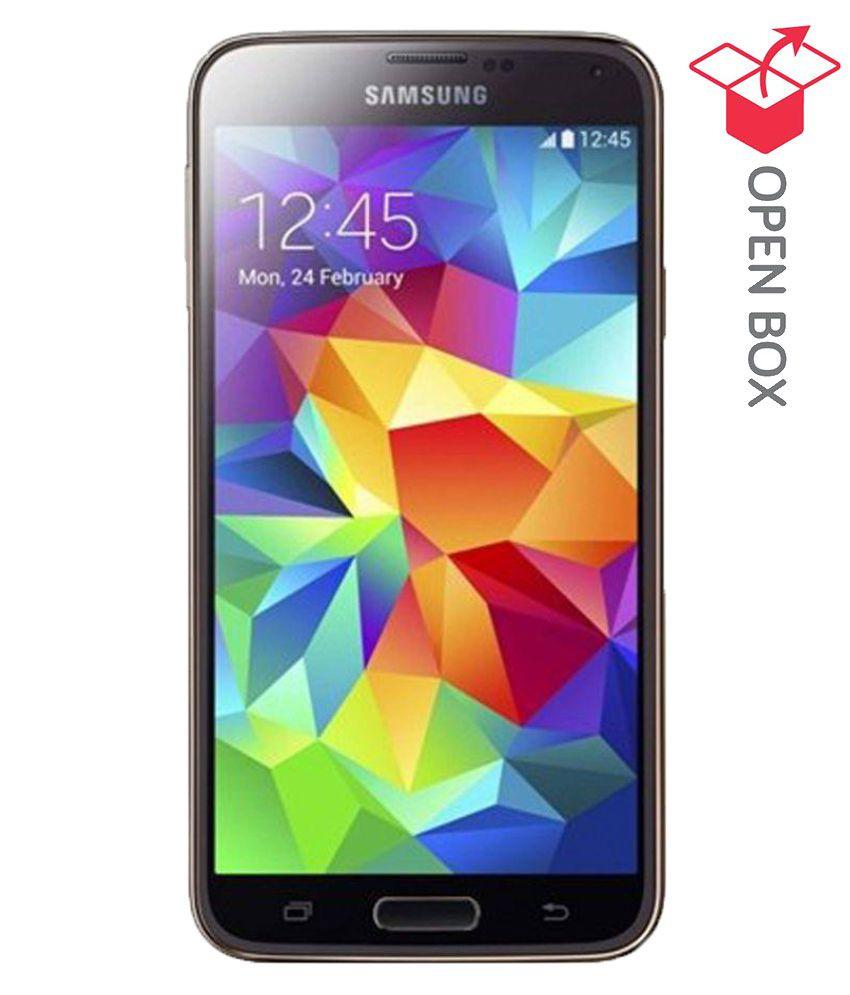 Open-Box Samsung Galaxy S5 G900Hzbain (Blue 16GB)