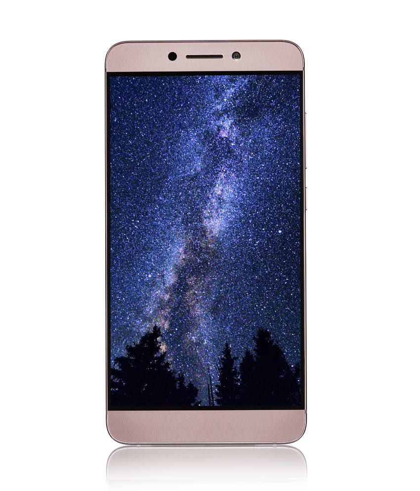 LeEco Le2 (64GB, Rose Gold) (with free CDLA headset )
