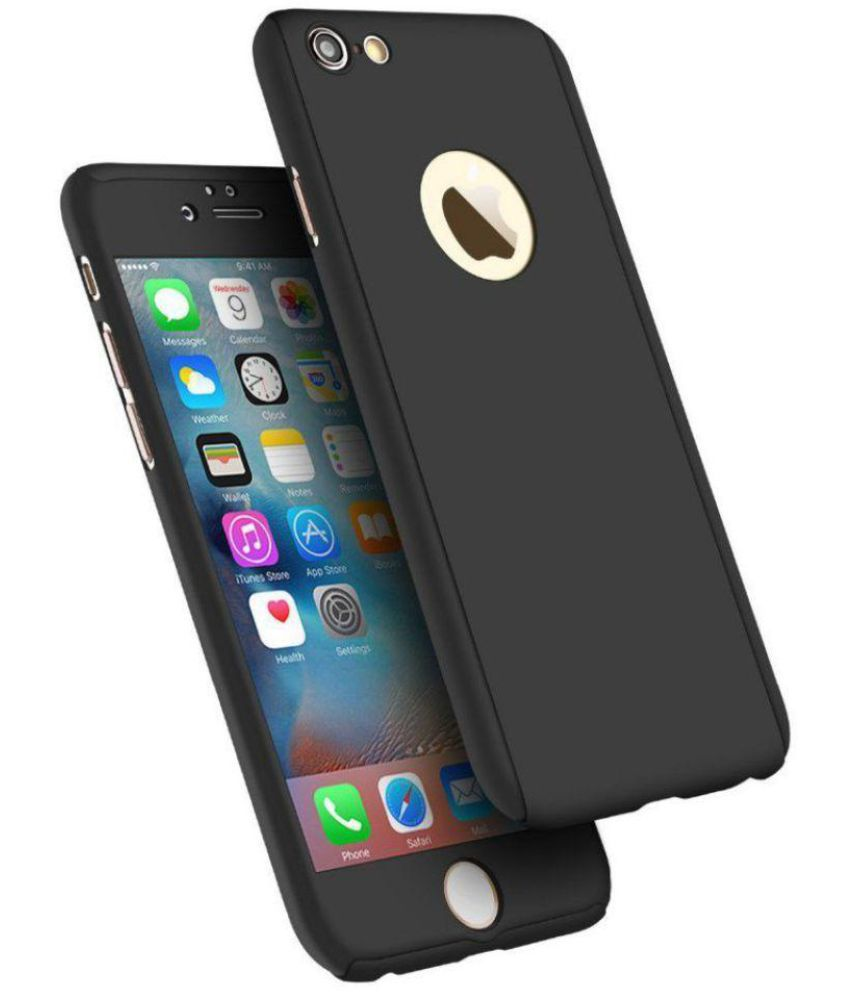 Apple iPhone 6 Plus Cover by Tecozo - Black
