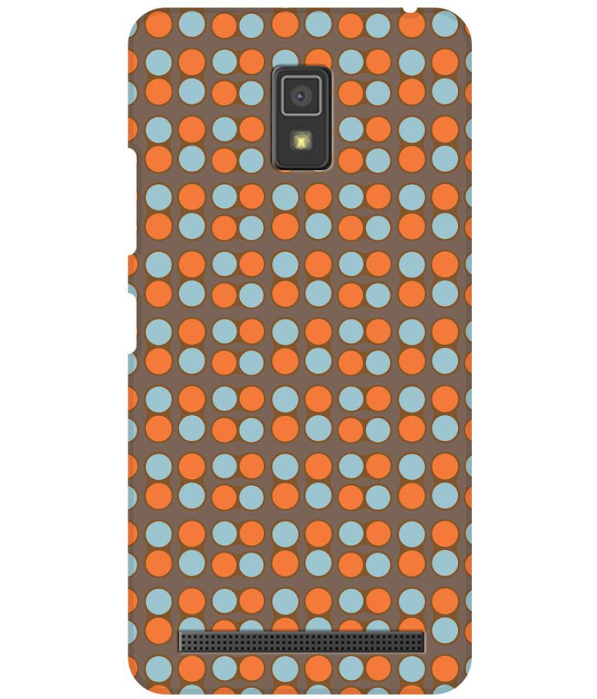 Lenovo A6600 Printed Cover By SWANK THE NEW SWAG