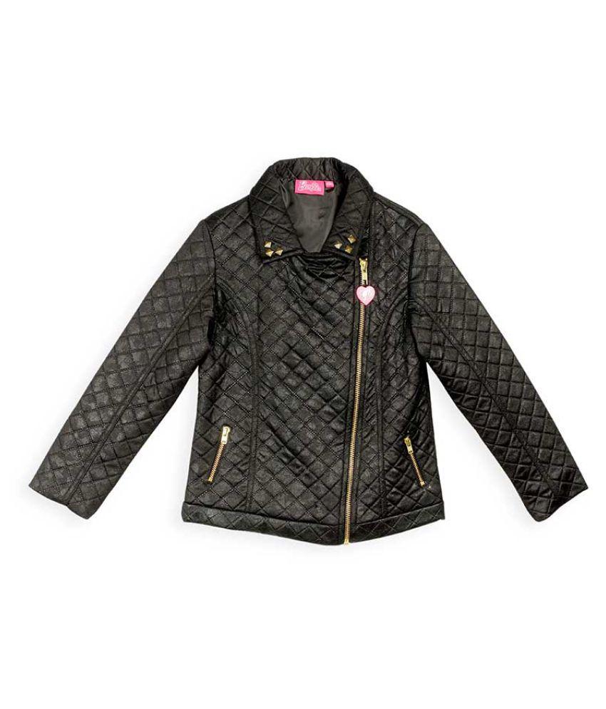 Barbie Black Jacket