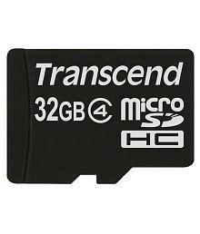 Transcend 32 GB Class 4 Memory Card - 622487566255