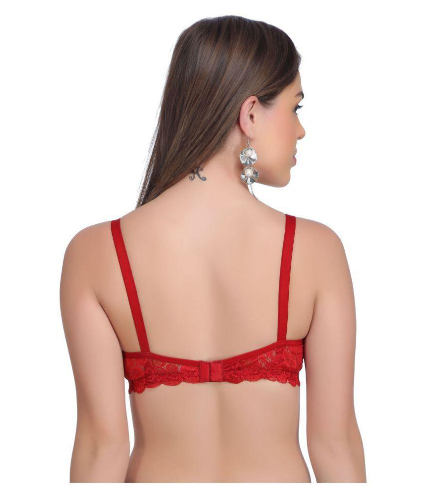 7bd63db5df87e Buy Eve s Beauty Cotton Seamless Bra Online at Best Prices in India ...