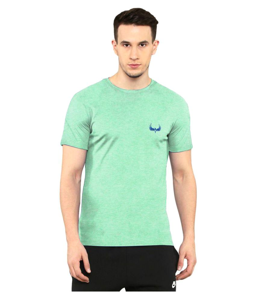 Avenster Green Round T-Shirt