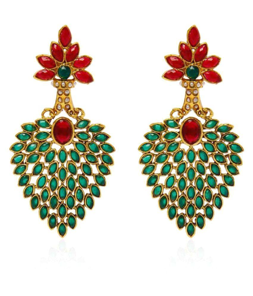Styylo Fashion Multicolor Earrings.
