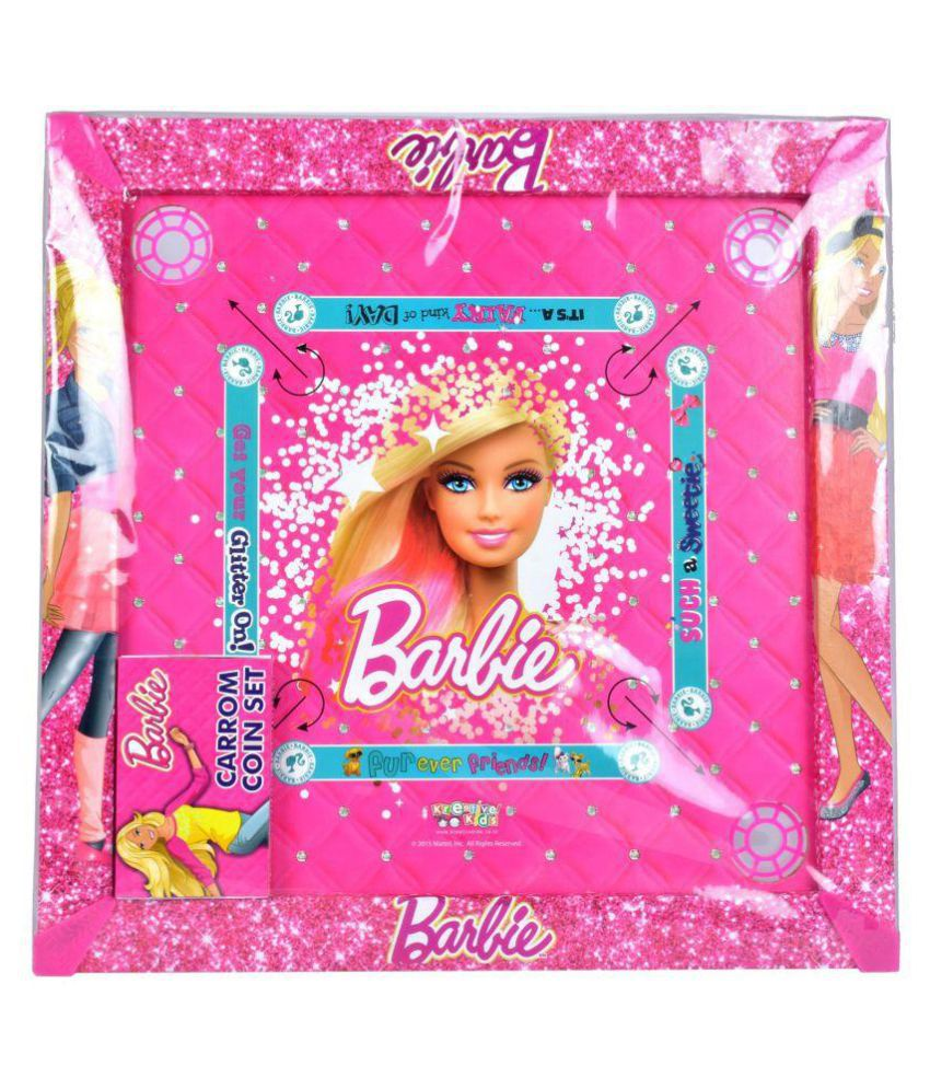 Barbie Others Carrom Board