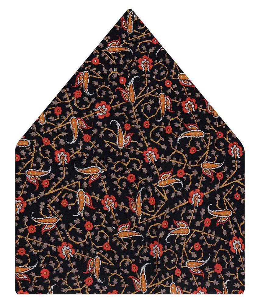 Tiekart Multicolor Pocket Squares