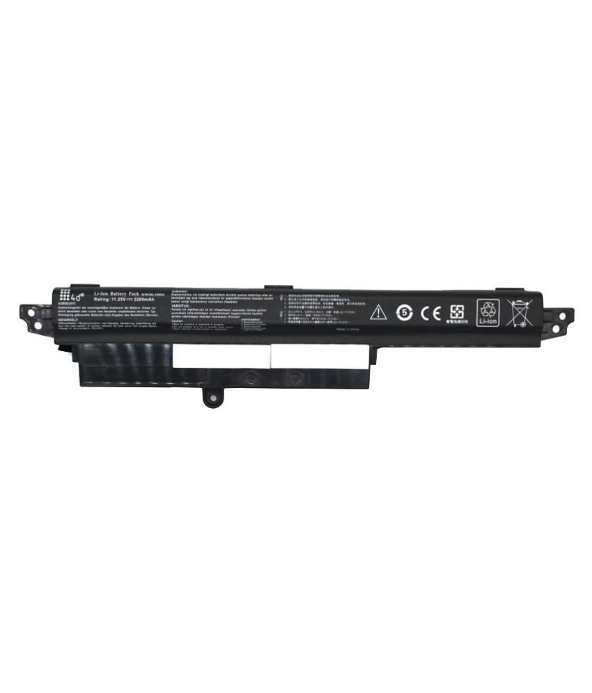 TecPro Laptop battery Compatible For Asus Asus Vivobook X200CA X200M