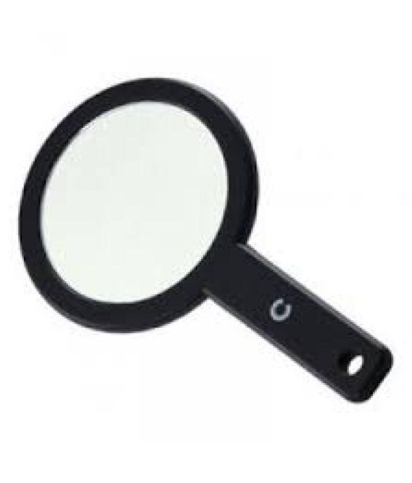 Basicare One Side Round Compact Mirror 10x