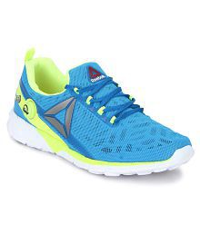 Reebok Zpump Fusion 2.5 Blue Running Shoes