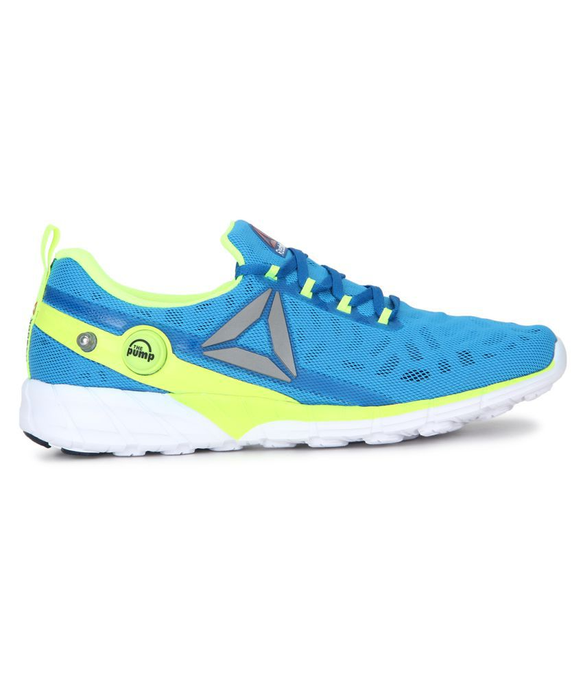 Reebok Zpump Fusion 2.5 Blue Running Shoes - Buy Reebok Zpump Fusion ... 41e53ab6c