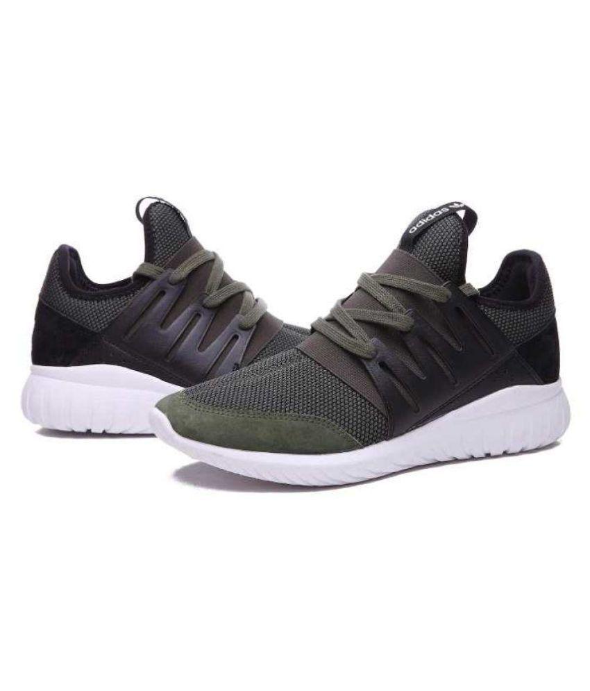 Adidas Tubular Radial Grey Black