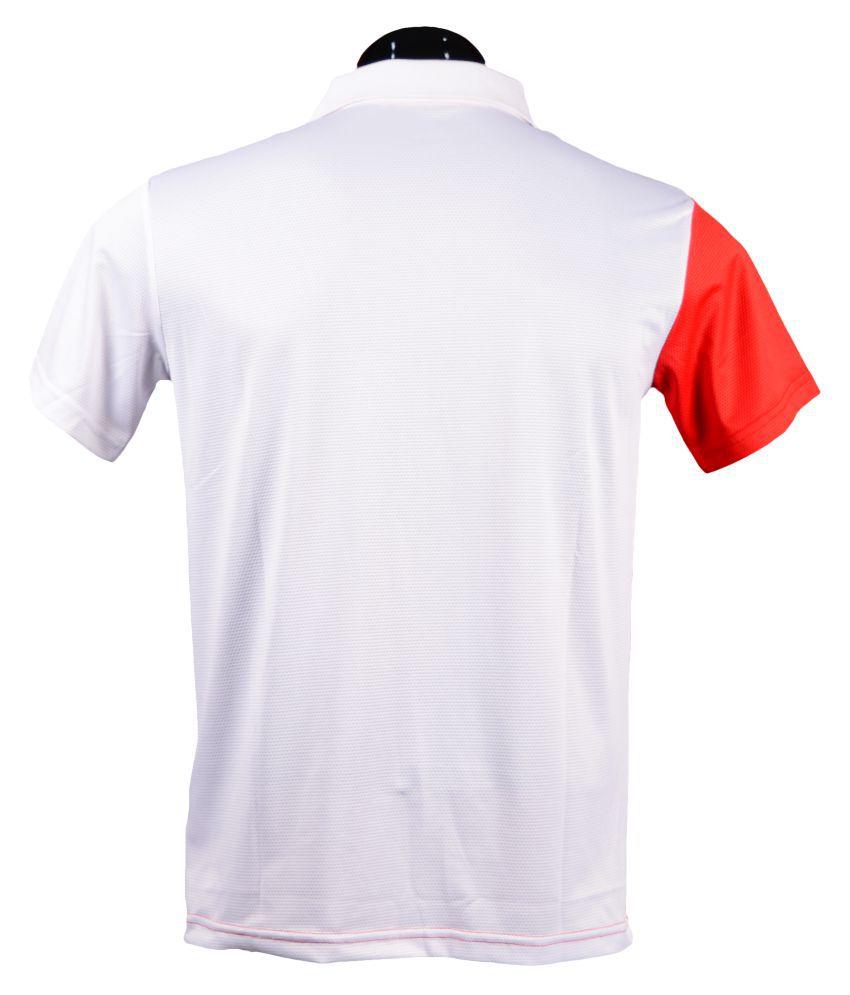 Li-Ning Multicolour Polyster T-Shirt