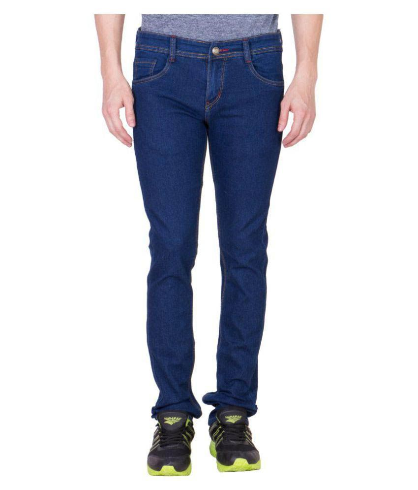 Maxxone Dark Blue Slim Jeans
