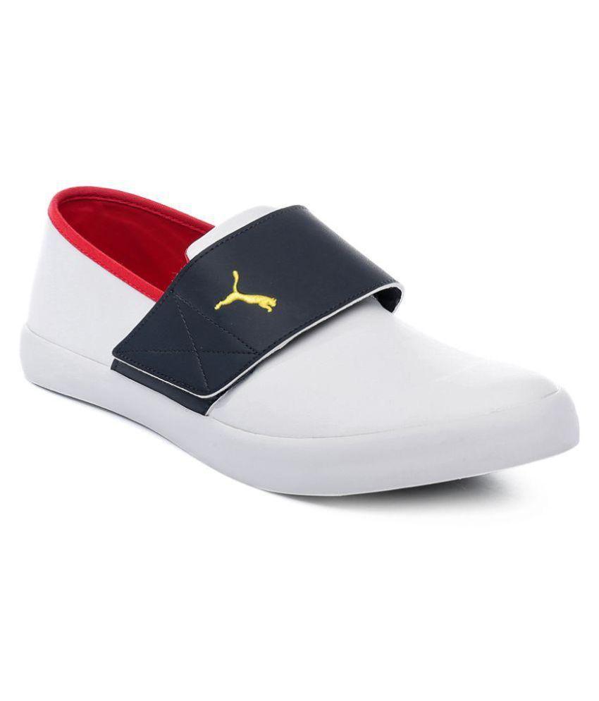 Puma hombres El El El Rey Milano Zapatillas Blanco Casual Zapatos Buy Puma 2eabb7