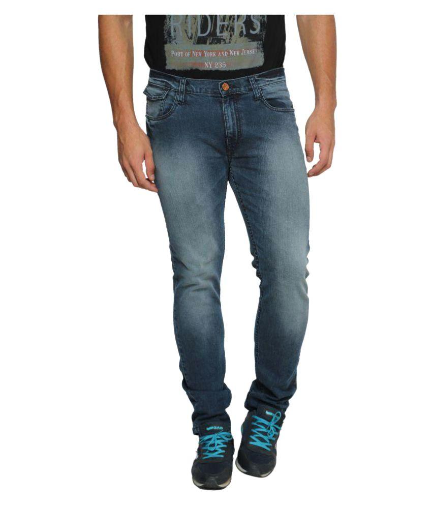 Ferrous Jeans Blue Slim Jeans