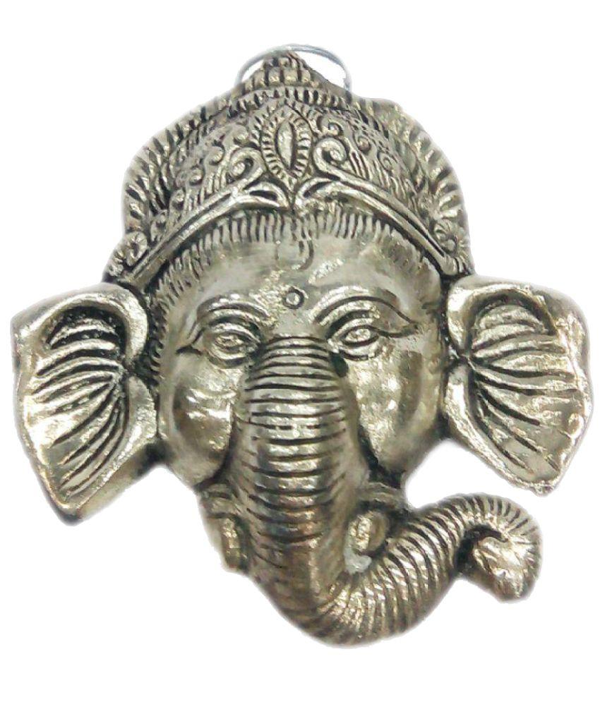 Shree Mangalam Mart Ganesha Brass Idol
