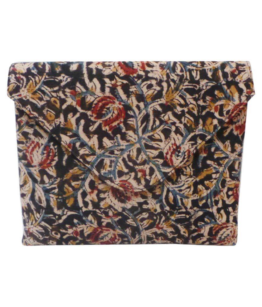 Vardhini Multi Fabric Envelope
