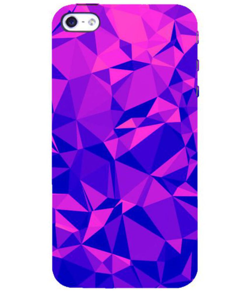 Apple iPhone 5 3D Back Covers By Fuson