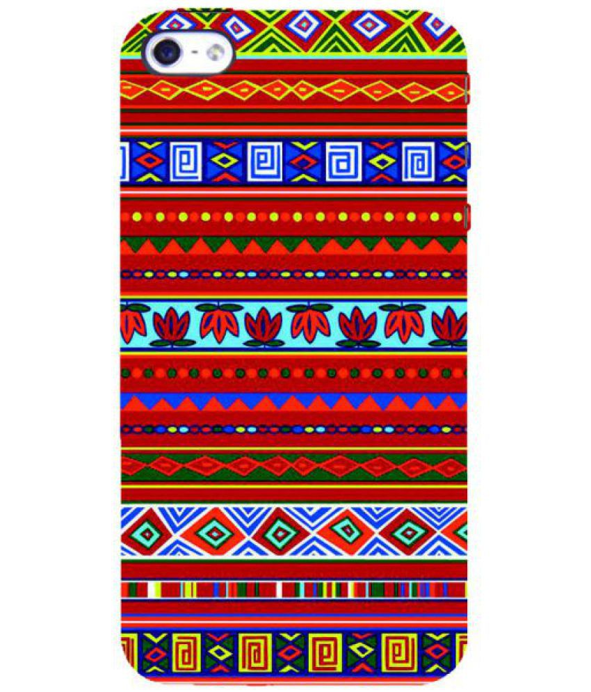 Apple iPhone 5S 3D Back Covers By Fuson