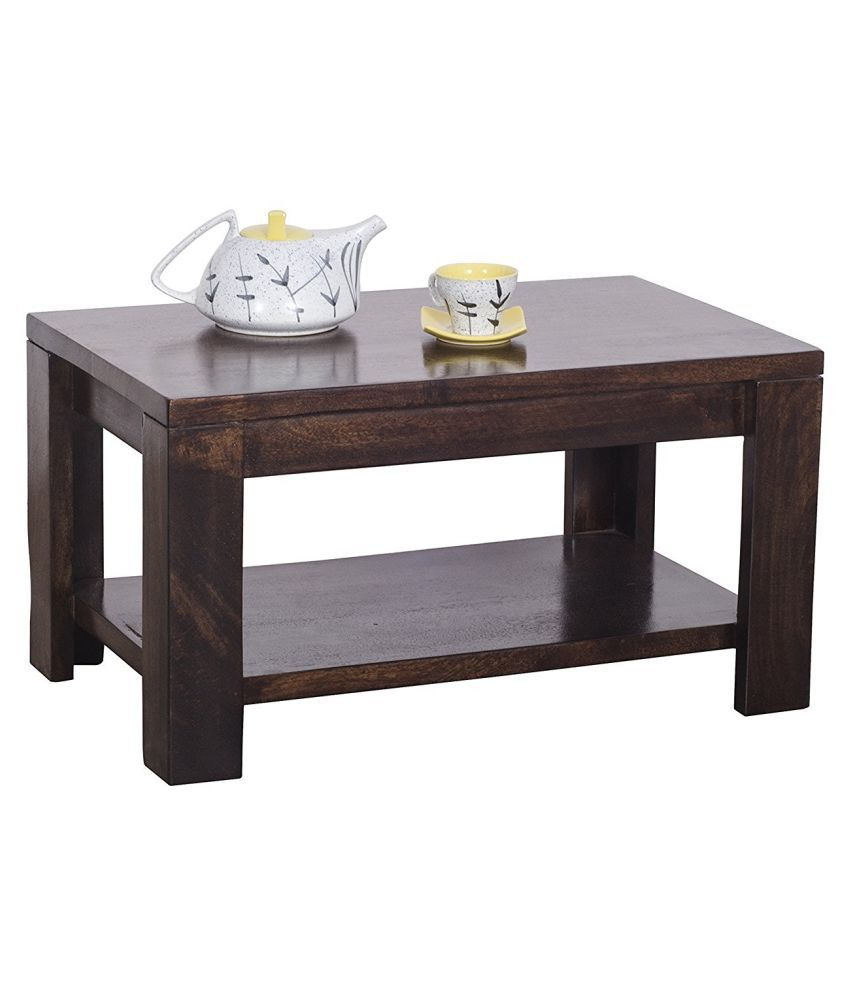 Amaani Furniture Runa Solid Wood Coffee Table Buy Amaani
