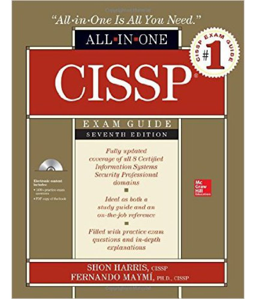 CISSP All-in-One Exam Guide, Seventh Edition (All-in-One Series)