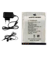 Whitecherry C2 256 MB Black