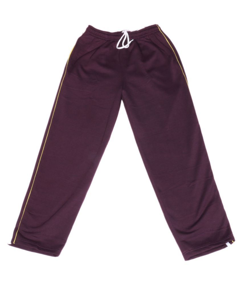 IndiWeaves Brown Cotton Payjama