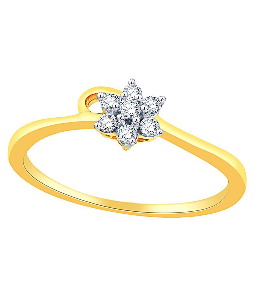 Shuddhi 95.5 Lumineux Diamond Ring