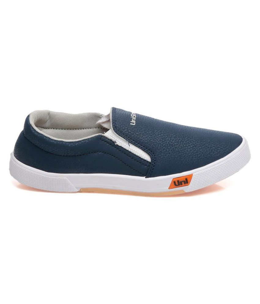 0f1f869c0434 Unistar Canvas Shoes For Men Sneakers Blue Casual Shoes - Buy Unistar  Canvas Shoes For Men Sneakers Blue Casual Shoes Online at Best Prices in  India on ...