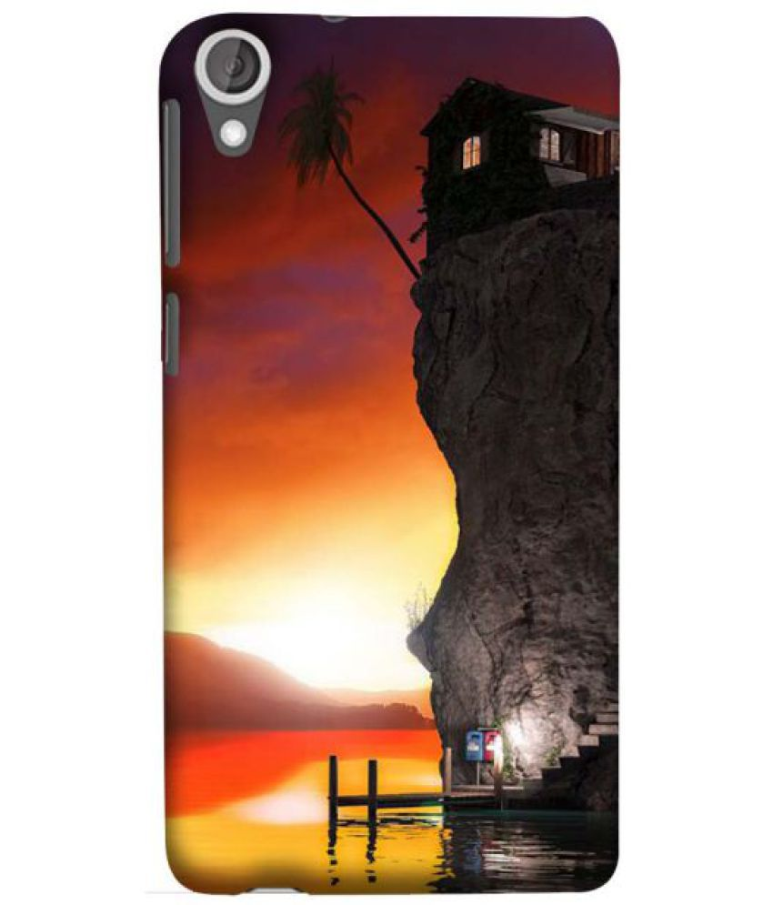 HTC Desire 825 3D Back Covers By Fuson