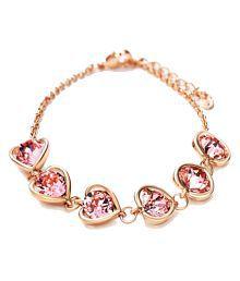 297749f2d579d Swarovski Stone Jewelry Bangles Bracelets: Buy Swarovski Stone ...
