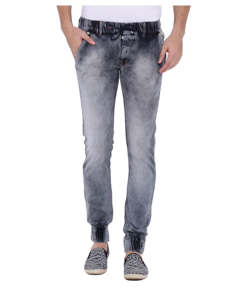 Vintage Grey Slim Jeans