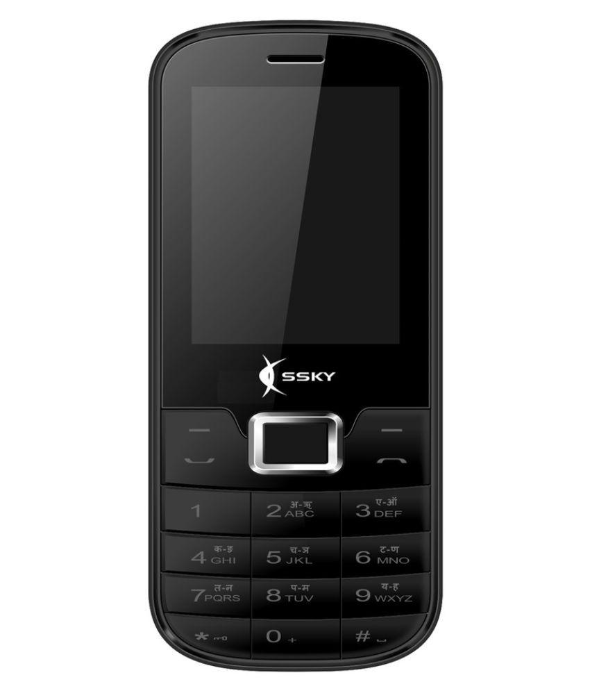 SSKY Reaching Life SSKY-S800 32 MB Black
