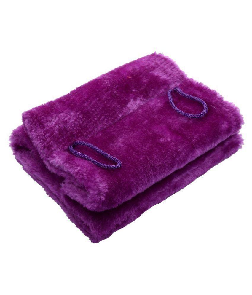 Aazil ABTSP11029 Purple Bed Medium