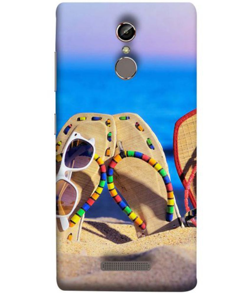 Gionee S6s 3D Back Covers By Fuson
