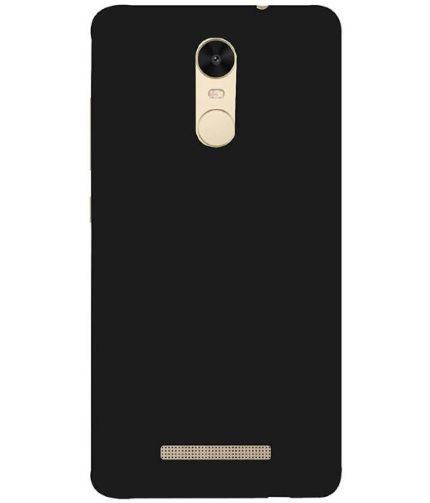 meet 4b29d 34983 Gionee S6s Cover by Coverup - Black
