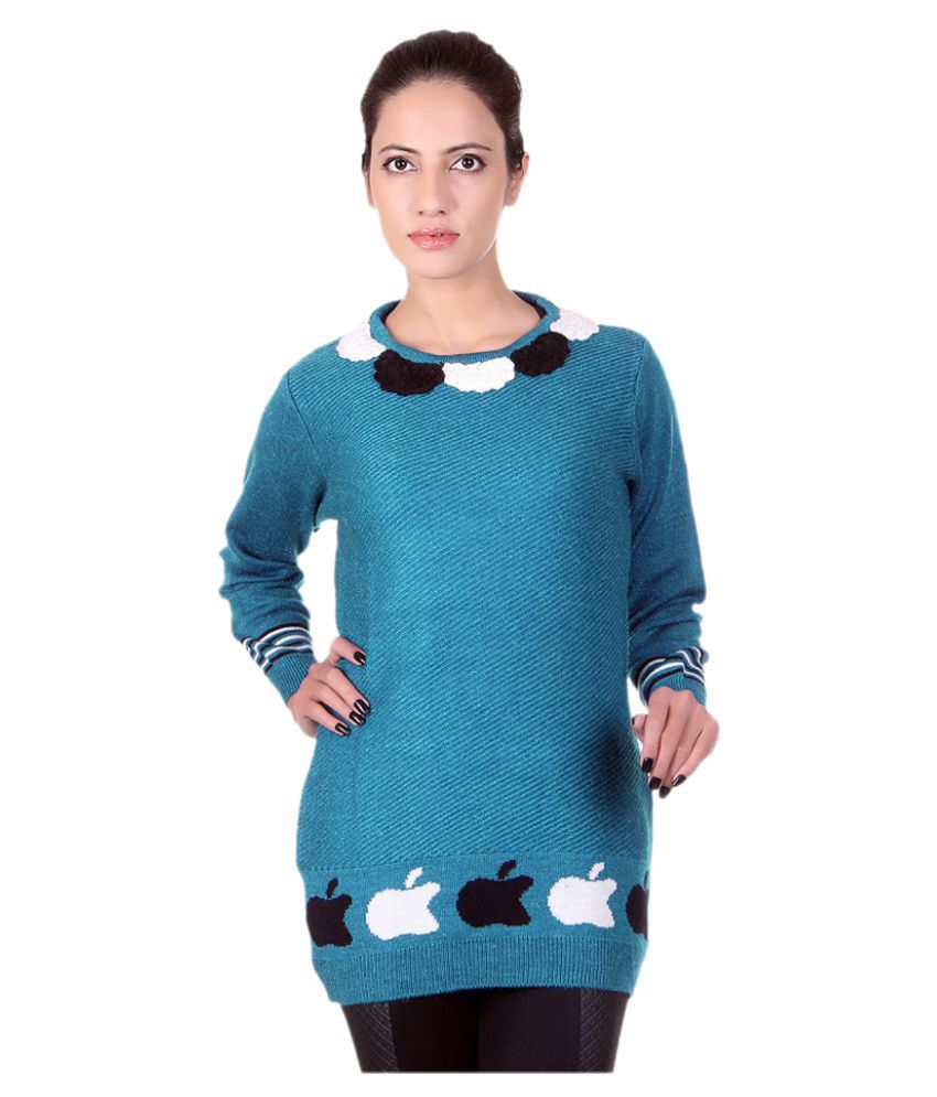 Urban Street Woollen Tunics