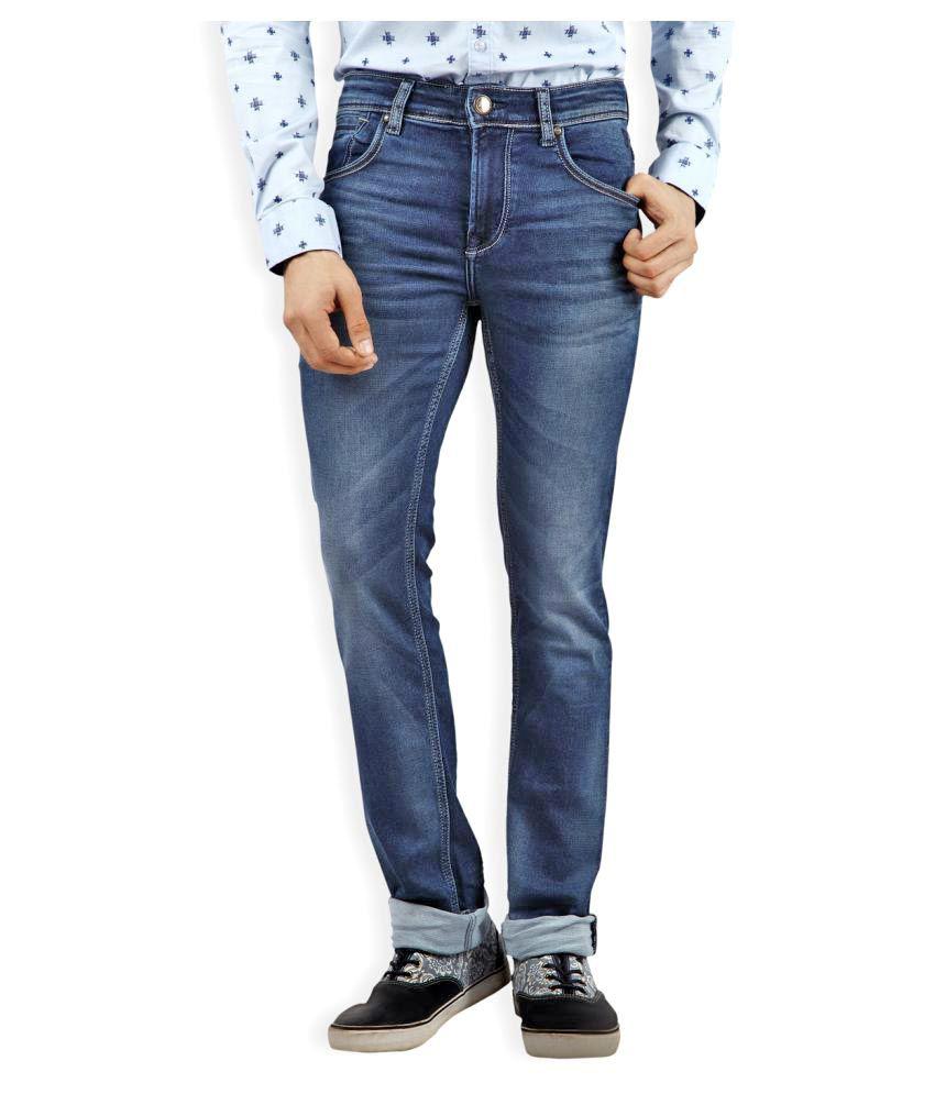 Killer Indigo Blue Skinny Jeans